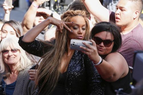 Tyra Banks on the 'America's Got Talent' Chopping Block