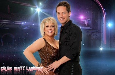 Nancy Grace's Dancing With the Stars Jive Performance Video 10/31/11
