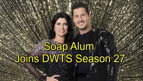 Former Soap Star Nancy McKeon Joins Dancing With the Stars – DWTS Season 27 Cast Revealed