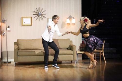Nastia Liukin Dancing With The Stars Quickstep Video Season 20 Week 9 Semifinals – 5/11/15 #DWTS