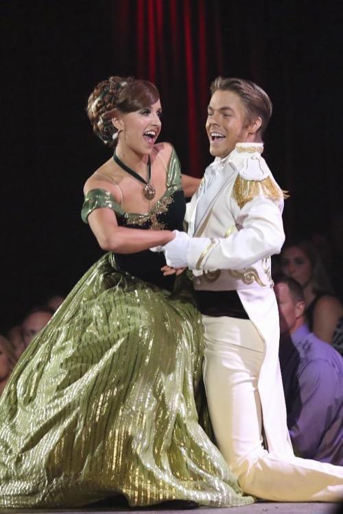 Nastia Liukin Dancing With The Stars Tango Video Season 20 Week 6 – 4/20/15 #DWTS