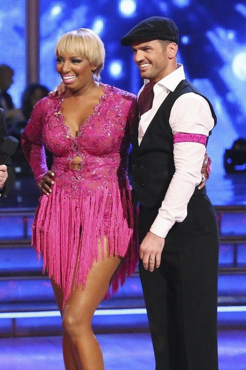 NeNe Leakes Dancing With the Stars Rumba Video 3/31/14 #DWTS