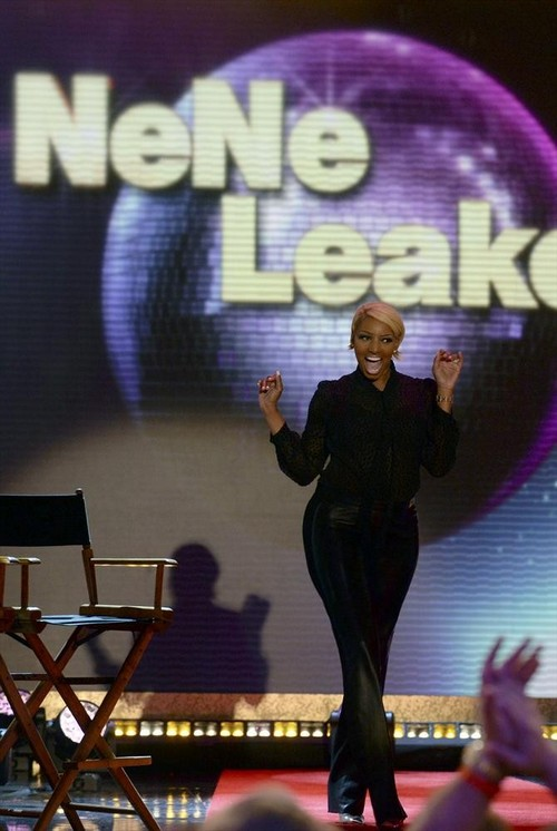 NeNe Leakes Dancing With the Stars Cha Cha Cha Video 3/17/14 #DWTS
