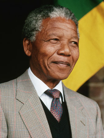 Nelson Mandela Is NOT Dead!