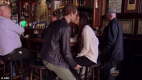 Andi Dorfman Exploits Nick Viall's Humiliation and Heartbreak by Kaitlyn Bristowe on The Bachelorette 2015 Finale