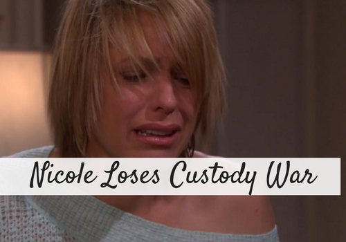 Days of Our Lives Spoilers: Custody War Shocker, Chloe Wins – Nicole Freaks, Done With Deimos?