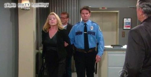 'The Young and the Restless' Spoilers: Drunk Driving Nikki Charged with Murder - Arrested For Killing Someone!
