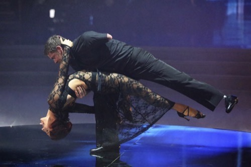 Noah Galloway Dancing With The Stars Contemporary Video Season 20 Week 4 – 4/6/15 #DWTS
