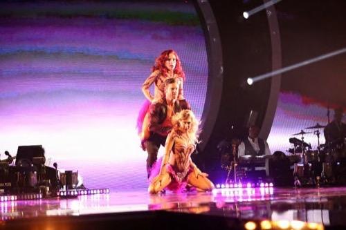 Noah Galloway Dancing With The Stars Paso Doble Video Season 20 Week 9 Semifinals – 5/11/15 #DWTS