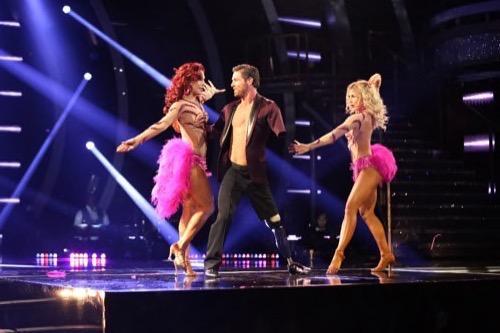 Noah Galloway Dancing With The Stars Viennese Waltz Video Season 20 Week 9 Semifinals – 5/11/15 #DWTS