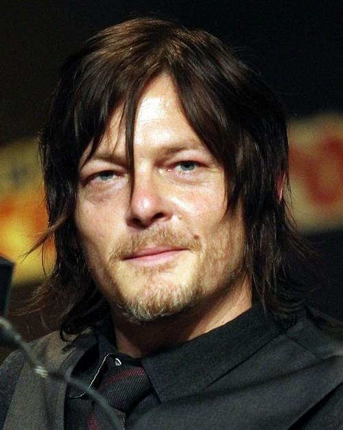 Norman Reedus Bitten by Female Fan – The Walking Dead Star Attacked at Walker Stalker Con