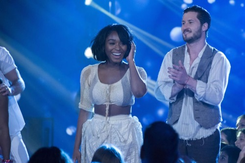 WATCH Normani Kordei Dancing With The Stars Semi-Finals Jazz Video: Season 24 Episode 9 #DWTS