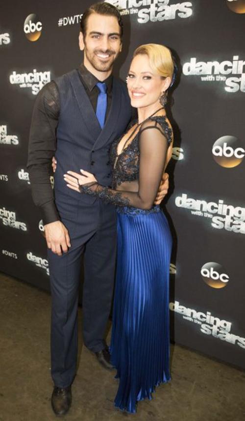 Nyle DiMarco Dancing With The Stars SambaVideo Season 22 Week 4– 4/11/16 #DWTS22