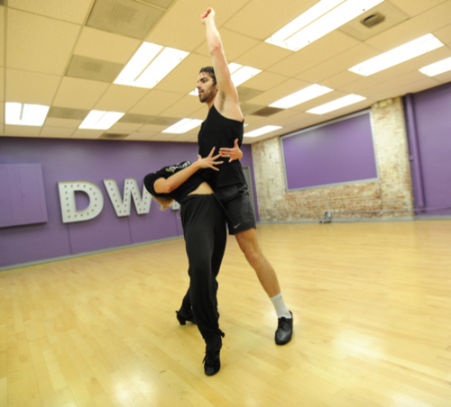 Nyle DiMarco Dancing With The Stars Quickstep Video Season 22 Week 6– 4/25/16 #DWTS