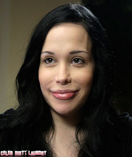 The Octomom's Million Dollar X-Rated Film Career Ruined By Topless Photos
