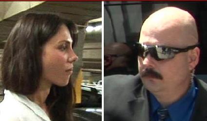 Ex-Bodyguard Kristian Herzog Details Sexual Conquest Of Oksana Grigorieva