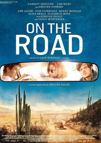 Kristen Stewart's 'On The Road' Poster Revealed