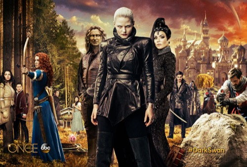 Once Upon a Time Premiere Recap - Dark Swan Rises: Season 5 Episode 1