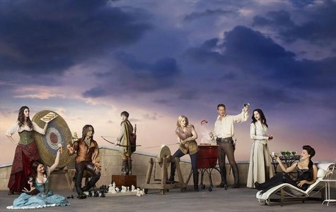 "Once Upon a Time Season 2 Premiere ""Broken"" Recap 9/30/12"