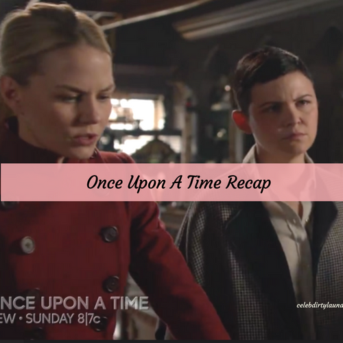 "Once Upon a Time Recap 4/9/17: Season 6 Episode 16 ""Mother's Little Helper"""