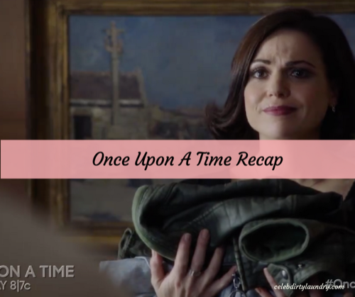 """Once Upon a Time Recap 3/12/17: Season 6 Episode 12 """"Murder Most Foul"""""""