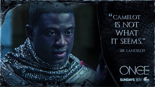 """Once Upon a Time Recap - Sword, Sorcerer and Secrets: Season 5 Episode 4 """"The Broken Kingdom"""""""