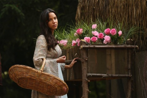 """Once Upon a Time Recap - Merlin and the Dark One He Loved: Season 5 Episode 7 """"Nimue"""""""
