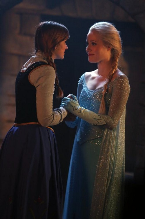 """Once Upon a Time Detailed Recap - A New Curse? - Season 4 Episode 8 """"Smash the Mirror"""""""