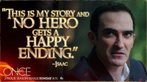 Once Upon a Time Season 4 Finale Recap and Spoilers: Unhappy Endings and Dark One Drama