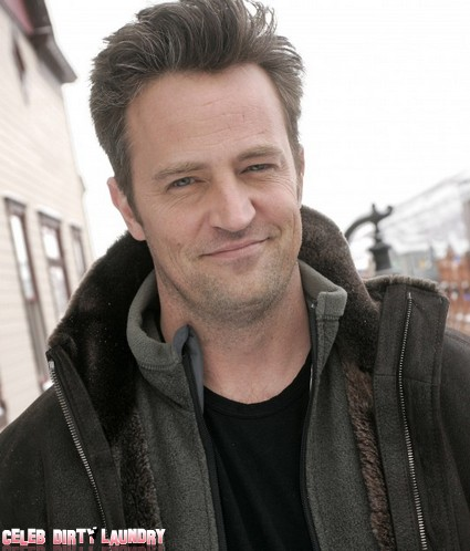 Matthew Perry Gets A New Sitcom - Will This One Last A Complete Season?