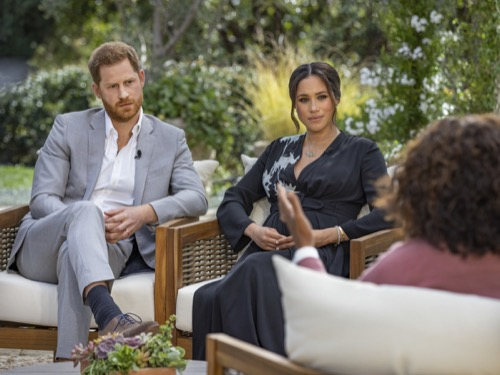 Oprah with Meghan and Harry: A CBS Primetime Special - Recap & Update 03/07/21