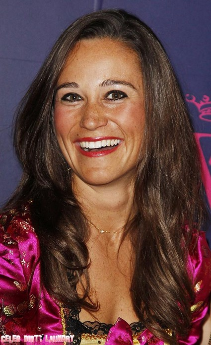 Pippa Middleton Partying with Strippers Hours Before Gun Incident (Photos)