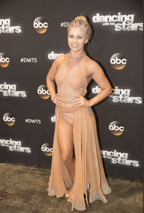 Paige VanZant Dancing With The Stars Argentine Tango Video