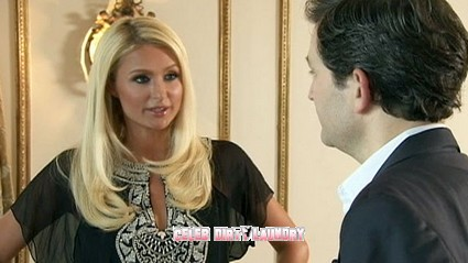 Paris Hilton Stomps Our Of Interview When Asked If She Is 'Past her Prime'
