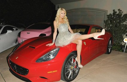 Inside Paris Hilton's Fabulous Electric Christmas Party (Photos)