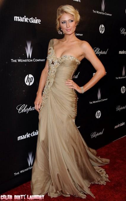 Paris Hilton Teams Up With LMFAO For Guaranteed Musical Success