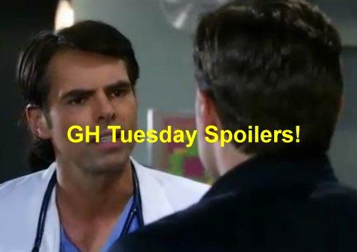 General Hospital (GH) Spoilers: Carly Rants at Liz, Patrick Tells Jason Get Out of Sam's Life, Franco Threatens Julian