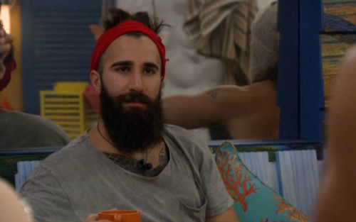 Big Brother 18 Spoilers: Week 1 Power of Veto Comp Results – Paul Wins PoV – Frank or Nicole to Make BB18 Replacement Nomination