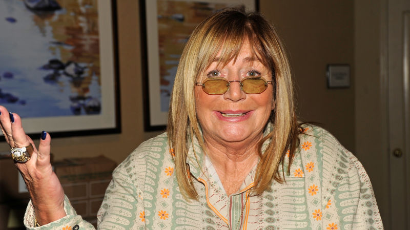 Penny Marshall A-List Hollywood Actor Has Beaten Her Sickness