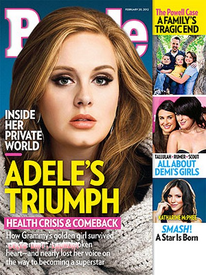Adele's Health Crisis and Triumph Comeback (Photo)