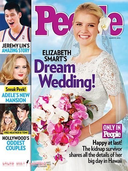 Elizabeth Smart's Dream Wedding (Photo)