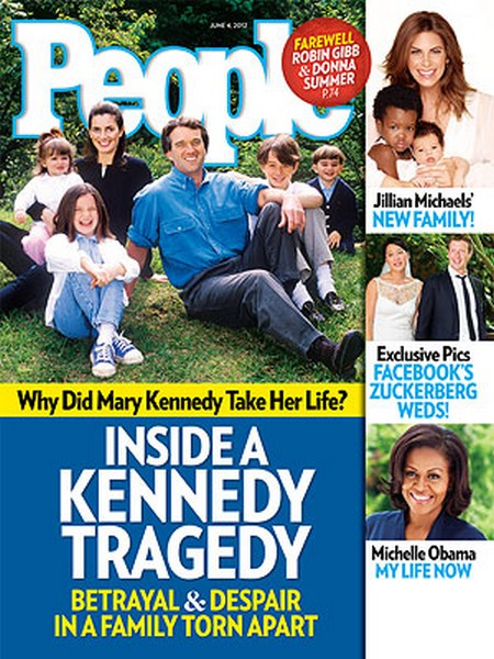 Inside A Kennedy Tragedy: Why Mary Kennedy Took Her Own Life