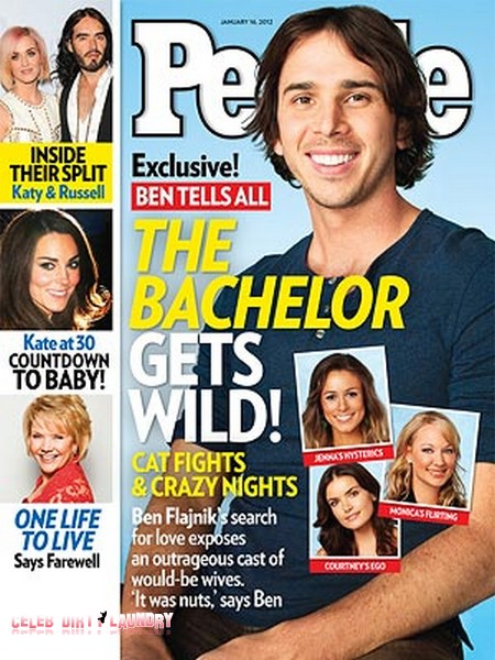Ben Flajnik Tells All, The Bachelor Gets Wild (Photo)