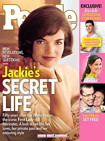 Jackie Kennedy's Secret Life