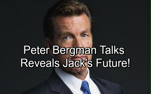 The Young and the Restless Spoilers: Peter Bergman Shares Story Shockers and Answers Burning Questions – Jack's Future Revealed