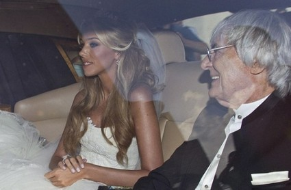 Petra Ecclestone Beats Kim Kardashian in the Battle of the Weddings