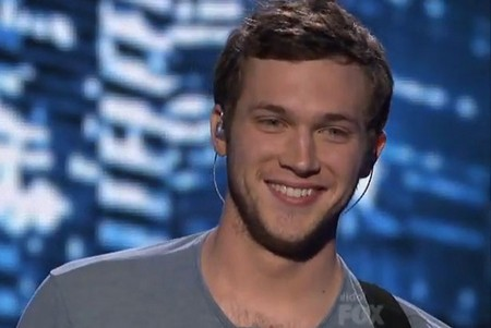 Phillip Phillips Set To Win American Idol