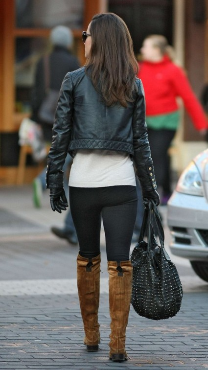 Let Her Wear Spandex! Pippa Middleton Suits Up for Epic ...