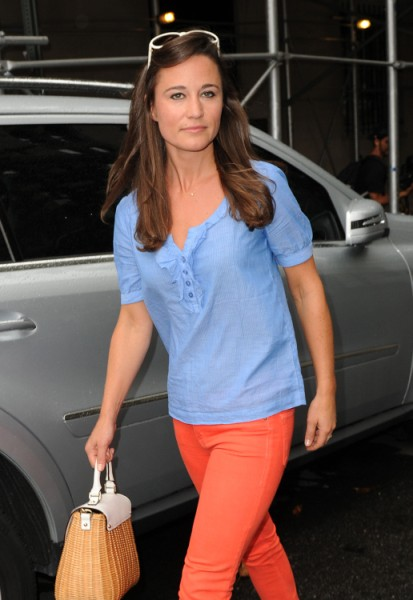 Pippa Middleton Forced To Work For Supermarket Chain - Should She Be Furious? 0226