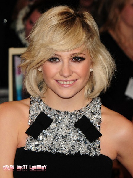 Pixie Lott Crushing On Prince Harry